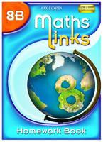 MathsLinks: 2: Y8 Homework Book B Pack of 15 by Ray Allan