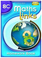MathsLinks: 2: Y8 Homework Book C Pack of 15 by Ray Allan