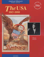 The USA, 1917-1980 by Nigel Smith