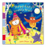Poppy Cat's Sparkly Night by Lara Jones