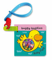 Rattle Buggy Buddies: Noisy Park by Ana Martin Larranaga