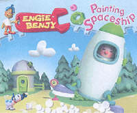 Engie Benjy Story Books Painting Spaceship by Bridget Appleby