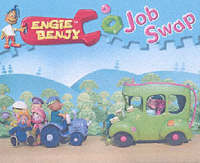 Engie Benjy Story Books Job Swap by Bridget Appleby