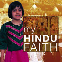 My Hindu Faith Big Book by Anita Ganeri