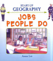 Jobs People Do by Anna Lee