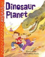 Dinosaur Planet by Fabiano Fiorin, David Orme