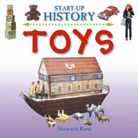 Toys Big Book by Stewart Ross