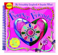 My Forever Friends My Friendship Scrapbook and Bracelet Wheel by Nica Lou