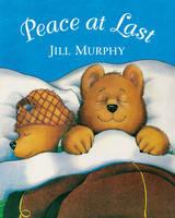 Peace at Last Big Book by Jill Murphy