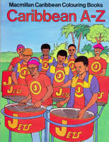 Caribbean A.-Z. Colouring Book by