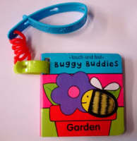 Touch and Feel Buggy Buddies: Garden by Jo Lodge