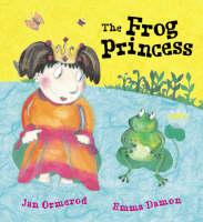 Frog Princess by Jan Ormerod, Emma Damon