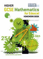 GCSE Maths Higher Homework Book by