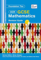 Foundation Tier OCR GCSE Mathematics Revision Guide by Jean Matthews