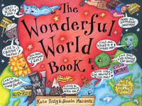 The Wonderful World Book by Kate Petty