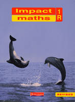 Impact Maths Pupil Textbook 1 Red by Combined Author Team