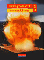Impact Maths Pupil Textbook 3 Red (Yr 9) Pupil Textbook Red by Combined Author Team