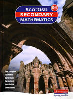 Scottish Secondary Maths Red Student Book by Scottish Secondary Mathematics Group