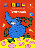 Scottish Heinemann Maths 3: Textbook by