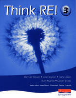 Think RE: Pupil Book 3 by Cavan Wood