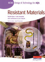 GCSE Design and Technology for AQA Resistant Materials Student Book by Geoff Hancock