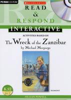 Wreck of the Zanzibar by Jillian Powell