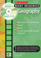Geography Book by Elaine Jackson