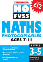 Maths Photocopiables Ages 7-11 by