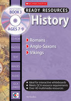 History Book 3 Ages 7-9 by Pat Hoodless