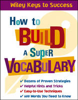 How to Build a Super Vocabulary by Book Builders, Beverly Chin
