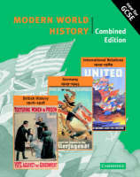 Modern World History Combined Edition Combined by Tony McAleavy, Rosemarie Little, Paul Grey