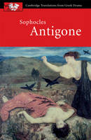 Sophocles Antigone by Sophocles, P. E. Easterling