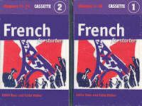 French for Starters Cassette Set by Edith Baer, Celia Weber