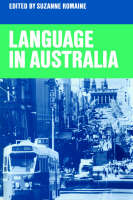 Language in Australia by Suzanne Romaine