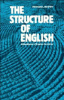 The Structure of English A Handbook of English Grammar by Michael Newby