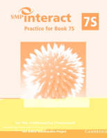 SMP Interact Practice for Book 7S For the Mathematics Framework by School Mathematics Project