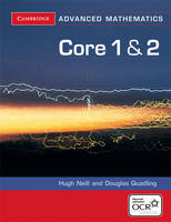 Core 1 and 2 for OCR by Douglas Quadling, Hugh Neill