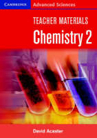 Teacher Materials Chemistry 2 CD-ROM by David Acaster