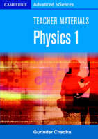 Teacher Materials Physics 1 CD-ROM by Gurinder Chadha