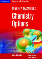Chemistry Options Teacher Materials CD-ROM by David Acaster, Helen Harden, Mike Wooster