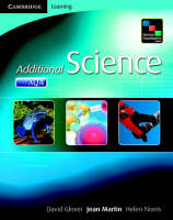 Science Foundations: Additional Science Class Book by Jean Martin, Helen Norris, David Glover