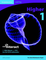 SMP GCSE Interact 2-tier Higher 1 Pupil's Book by School Mathematics Project
