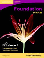 SMP GCSE Interact 2-tier Foundation Transition Pupil's Book by School Mathematics Project