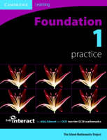 SMP GCSE Interact 2-tier Foundation 1 Practice Book by School Mathematics Project