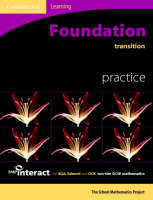 SMP GCSE Interact 2-tier Foundation Transition Practice Book for AQA, Edexcel and OCR Two-tier GCSE Mathematics by School Mathematics Project