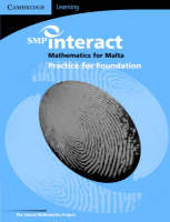 SMP Interact Mathematics for Malta - Foundation Practice Book by School Mathematics Project