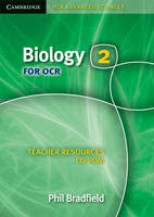 Biology 2 for OCR Teacher Resources CD-ROM by Philip Bradfield
