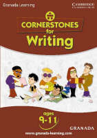 Cornerstones for Writing Ages 9-11 Interactive CD-ROM Single User Version by Jill Hurlstone