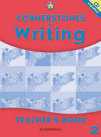 Cornerstones for Writing Year 2 Teacher's Book and CD by Leonie Bennett, Chris Buckton