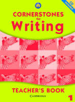 Cornerstones for Writing Year 1 Teacher's Book and CD by Leonie Bennett, Chris Buckton